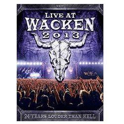 Live At Wacken 2013 - Warner Music Poland (muzyczne DVD)
