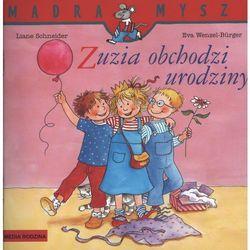 Zuzia obchodzi urodziny, książka z kategorii Audiobooki