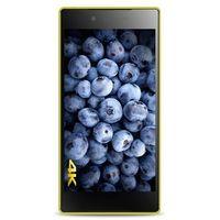 """Rovens.pl PURO Ultra Slim """"0.3"""" Cover - Zestaw etui + folia na ekran Sony Xperia Z5 Premium (limon"""