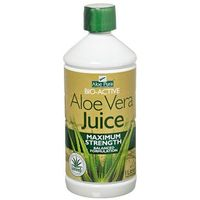 Aloesowy czysty miąższ do picia 1l marki Aloepura