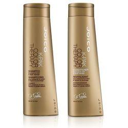 Joico K-Pak Color Therapy | Zestaw Szampon + Odżywka regenerujące włosy farbowane - 2x300ml z kategorii Myc