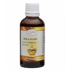 Olej z pestek moreli surowiec kosmetyczny 50ml (rafinowany), marki Vivo