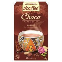 Herbata Czekoladowa BIO (Yogi Tea) 17 saszetek po 2g (4012824400153)