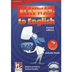 Playway to English 2 (2nd Edition) Activity Book (zeszyt ćwiczeń) with CD-ROM (ilość stron 64)