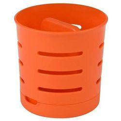 CURVER 2 KOMOROWY OCIEKACZ NA SZTUĆCE - Pomarańczowy z kategorii Suszarki do naczyń