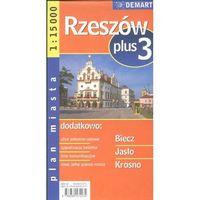 Plan miasta. Rzeszów 1:15 000. Plus3 (9788389472274)