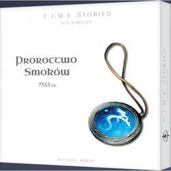 T.I.M.E Stories: Proroctwo Smoków, kup u jednego z partnerów