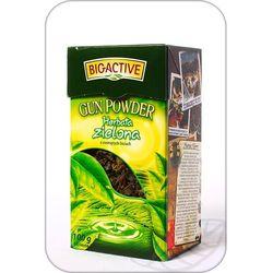 """Big-Active """"Gun-powder"""" herbata zielona 100g liść, kup u jednego z partnerów"""