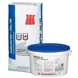 Aquafin-2k/m - dwuskładnikowa, elastyczna zaprawa uszczelniająca wyprodukowany przez Schomburg polska
