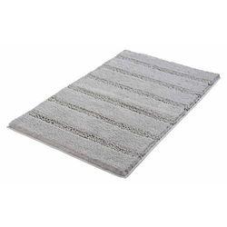 dywanik łazienkowy monrovia 60x100 cm, szary marki Kleine wolke
