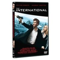 Imperial cinepix The international (dvd) - tom tykwer