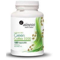 Green Coffee 3200 zielona kawa – odchudzanie – Aliness