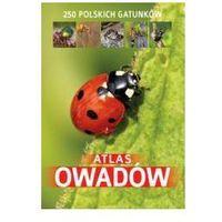 Atlas owadów. 250 polskich gatunków Kamila Twardowska, Jacek Twardowski (9788378458593)