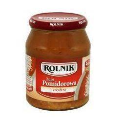 Zupa pomidorowa z ryżem 720ml  wyprodukowany przez Rolnik