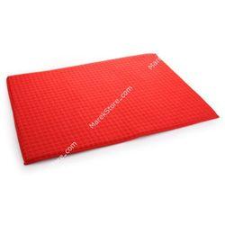Tescoma Suszarka do naczyń z mikrofibry - kolor czerwony |  presto - odcienie czerwieni, kategoria: suszarki do naczyń