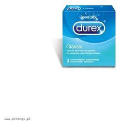 Prezerwatywy  classic a3, marki Durex