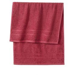 """Ręczniki """"deluxe"""" jeżynowy marki Bonprix"""