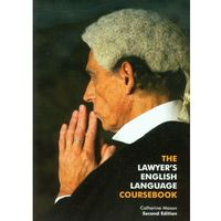 Lawyer's English Language Coursebook (452 str.)