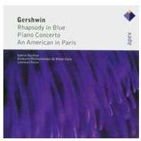 Gershwin: Rhapsody In Blue / Piano Concerto In F - produkt z kategorii- Muzyka klasyczna - pozostałe