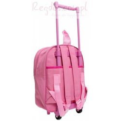 Dzwoneczek Walizka/Plecak na kółkach dla dzieci Disney - produkt z kategorii- walizeczki