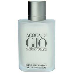 Giorgio Armani Acqua di Gio Pour Homme 100ml M Balsam po goleniu - sprawdź w wybranym sklepie