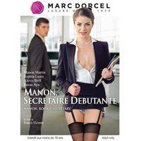 Marc dorcel (fr) Dvd marc dorcel - manon, rookie secretary (3393600814847)