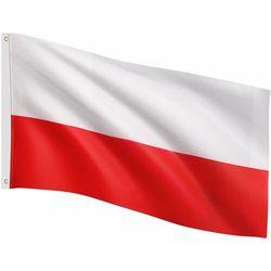 Mks Flaga polski polska narodowa 120x80 cm na maszt - polska