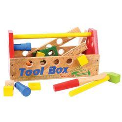 Skrzynka z narzędziami (skrzynka narzędziowa zabawka) od SELKAR