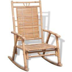 Fotel bujany bambusowy marki Vidaxl