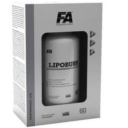 FA Lipoburn NEW 120kaps (redukcja tłuszczu)