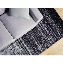 Dywan czarny 160 x 230 cm poliester KATERINI