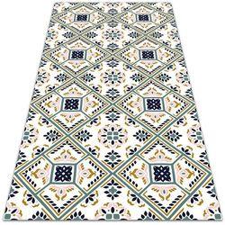 Dywanomat.pl Tarasowy dywan zewnętrzny tarasowy dywan zewnętrzny geometryczny deseń