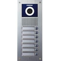Kamera 7-abonentowa z regulacją optyki i czytnikiem rfid drc-7uc/rfid marki Commax