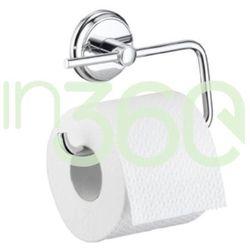 logis classic uchwyt na papier toaletowy chrom 41626000 marki Hansgrohe