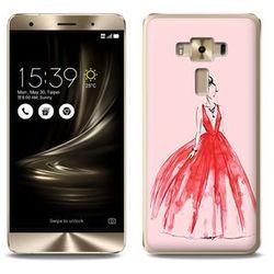 Fantastic Case - Asus Zenfone 3 Deluxe (ZS570KL) - etui na telefon Fantastic Case - czerwona suknia - produkt