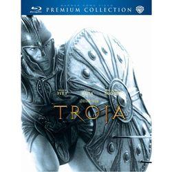 Troja (bd) premium collection, marki Galapagos films