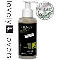 Potency GEL, szybki efekt i komfort współżycia - produkt z kategorii- Potencja - erekcja