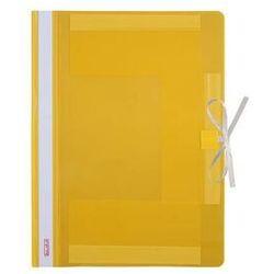 Coba Teczka pcv wiązana biurfol żółta