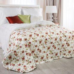 My best home narzuta na pościel jenifer czerwone róże, 220 x 240 cm (8596212003226)
