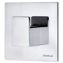 Wieszak na ręcznik menoto przyklejany stal polerowana marki Blomus