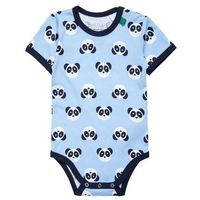 Fred's World by GREEN COTTON PANDA Body blue (5704302835111)