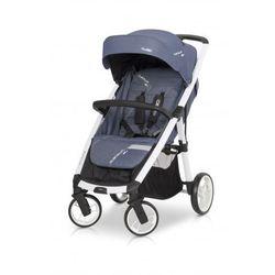 Easy-Go Quantum wózek dziecięcy spacerówka Denim Nowość z kategorii wózki spacerowe