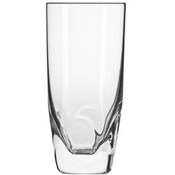 KROSNO PRESTIGE QUADRA Szklanki long drink 330 ml 6 sztuk