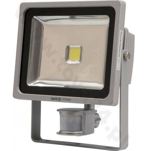 Reflektor diodowy 30W z czujnikiem ruchu z kategorii Pozostałe narzędzia elektryczne