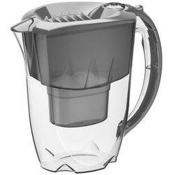 dzbanek filtrujący amethyst 2,8 l+ 3 wkłady, szary marki Aquaphor