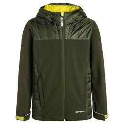 Icepeak REEVES Kurtka Softshell antique green z kategorii kurtki dla dzieci