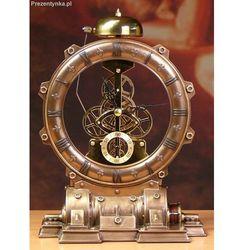 Zegar Stojący Steampunk na kominek