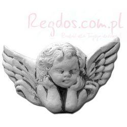 Sztukateria betonowa motyw aniołek 10cm