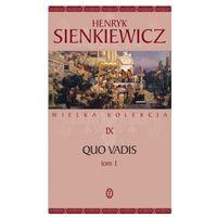 QUO VADIS T.1 Henryk Sienkiewicz (9788308060230)