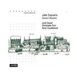 Consort Music - Sergi Casademunt, Christophe Coin, Jordi Savall